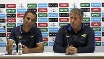 TFF Süper Kupa maçının ardından - Safet Susic - KONYA