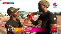 VIDEO: Bebe Cool: If I reply to you on social media, I'm giving you respect. I blocked Apass on twitter because he is childish and crossing the line, replying t