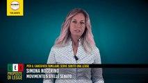 Simona Nocerino (M5S) - Lex - Per il caregiver familiare serve subito una legge - MoVimento 5 Stelle