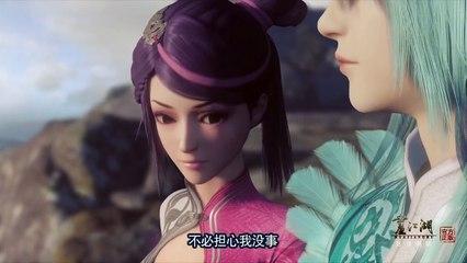 畫江湖之靈主 第1季 第36集 心意已決【官方版】Drawing Jianghu