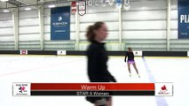 Star 9 Women Short Program - 2018 Wild Rose Invitational- Robinsons Arena