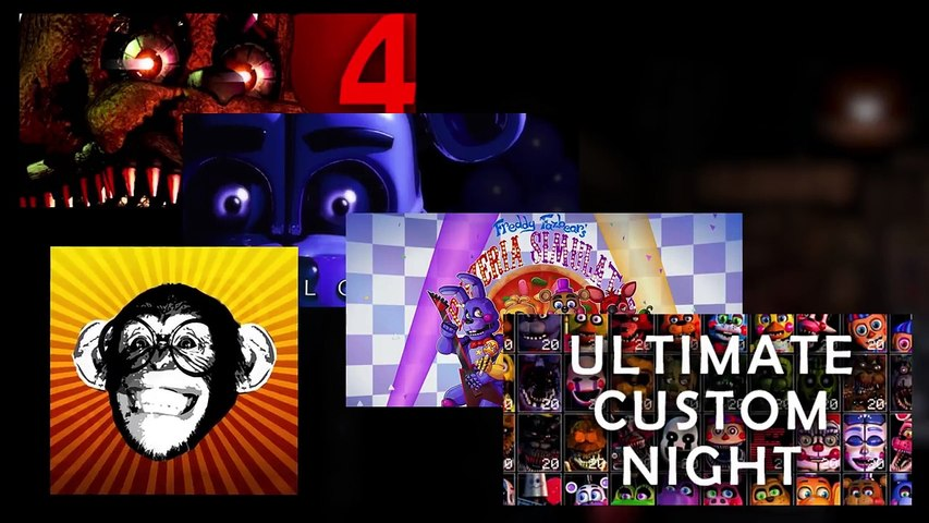 Game Theory: FNAF, This is the End (FNAF Ultimate Custom Night)