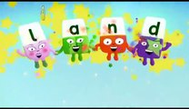 ▶ Alphablocks Jolly phonics Learning the alphabet Sounds