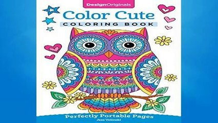 Get s  Color Cute Coloring  Perfectly Portable Pages On The Go Coloring  For Full Movies
