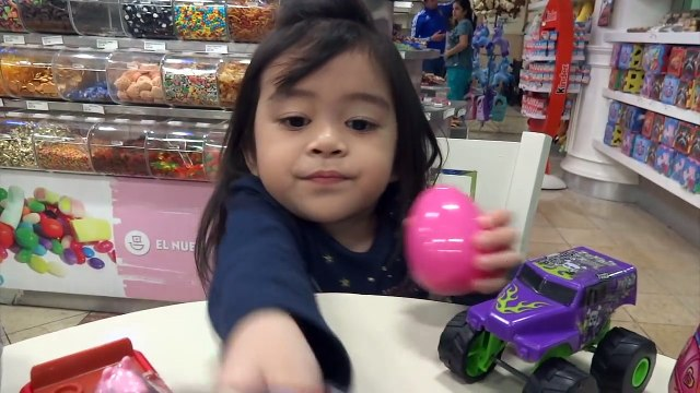 Shopping for Surprise Eggs & Toys: Paw Patrol Shopkins Barbie Peppa Pig Dora | Baby Playfu