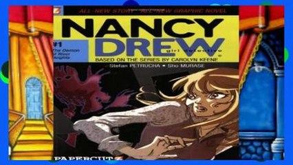 Get Trial Nancy Drew #1: The Demon of River Heights: The Demon of River Heights No. 1 (Nancy Drew