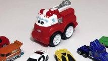 Zahlen lernen mit Spielzeugautos: Deutsche Lernvideos für Kinder!