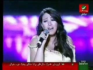Asma Lmnawar - Shayel B Galbak   (أسما لمنور - شايل بقلبك (مهرجان قرطاج 2007