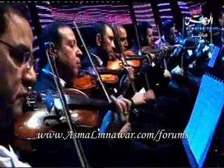 Asma Lmnawar - Yes3ed Messah   (أسما لمنور - يسعد مساه (مهرجان ليالي فبراير 2010