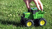Trors for Kids – Tror Compilation 21 Mins – John Deere Tror
