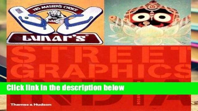 New E-Book Street Graphics India (Street Graphics/Street Art) P-DF Reading