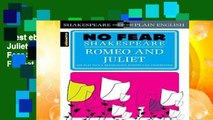 Best ebook  Romeo and Juliet (Sparknotes No Fear Shakespeare)  Any Format