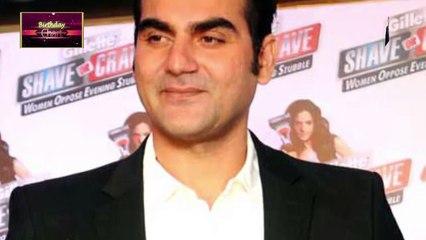 "Happy Birthday  ""Arbaz Khan "" | 04th August   | Celebrity Birthday | HD Video"