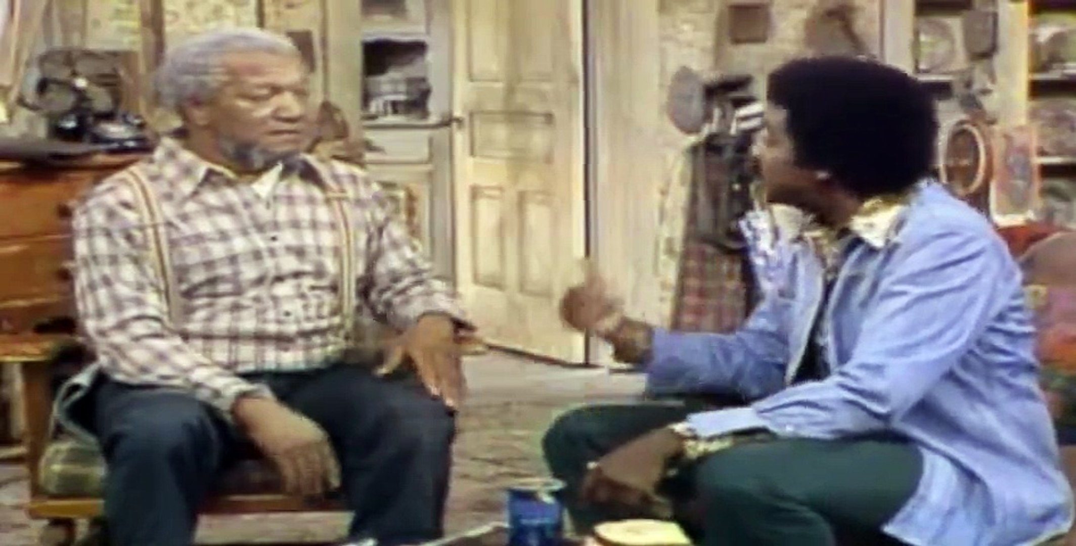 Sanford and Son S04 - Ep10 Julio and Sister and Nephew HD Watch