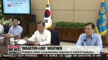 President Moon Jae-in orders cut in regulations and electricity bills