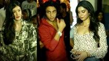 Aryan Khan Celebrates Friendship Day with Khushi Kapoor & Shanaya Kapoor; Watch Video । FilmiBeat