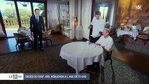 Disparition de Joël Robuchon: Portrait d'un chef qui a marqué la cuisine mondiale mais aussi la télévision avec ses émissions - VIDEO