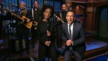 Late Night with Seth Meyers S02 - Ep85 Nathan Lane, Kristen Schaal, Børns HD Watch
