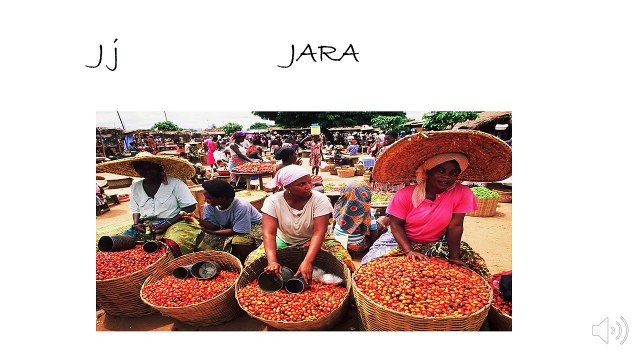 Ga Language. Ga ALPHABET FOR FOOD. (GHANAIAN LANGUAGE)