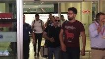 Spor Tff Süper Kupa'nın Sahibi Akhisarspor, İzmir'e Geldi -Hd