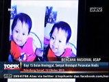 Bayi 15 Bulan di Palembang Meninggal akibat Kabut Asap