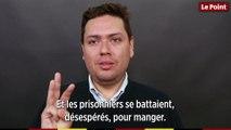 Rosmit Mantilla, ancien prisonnier politique au Venezuela