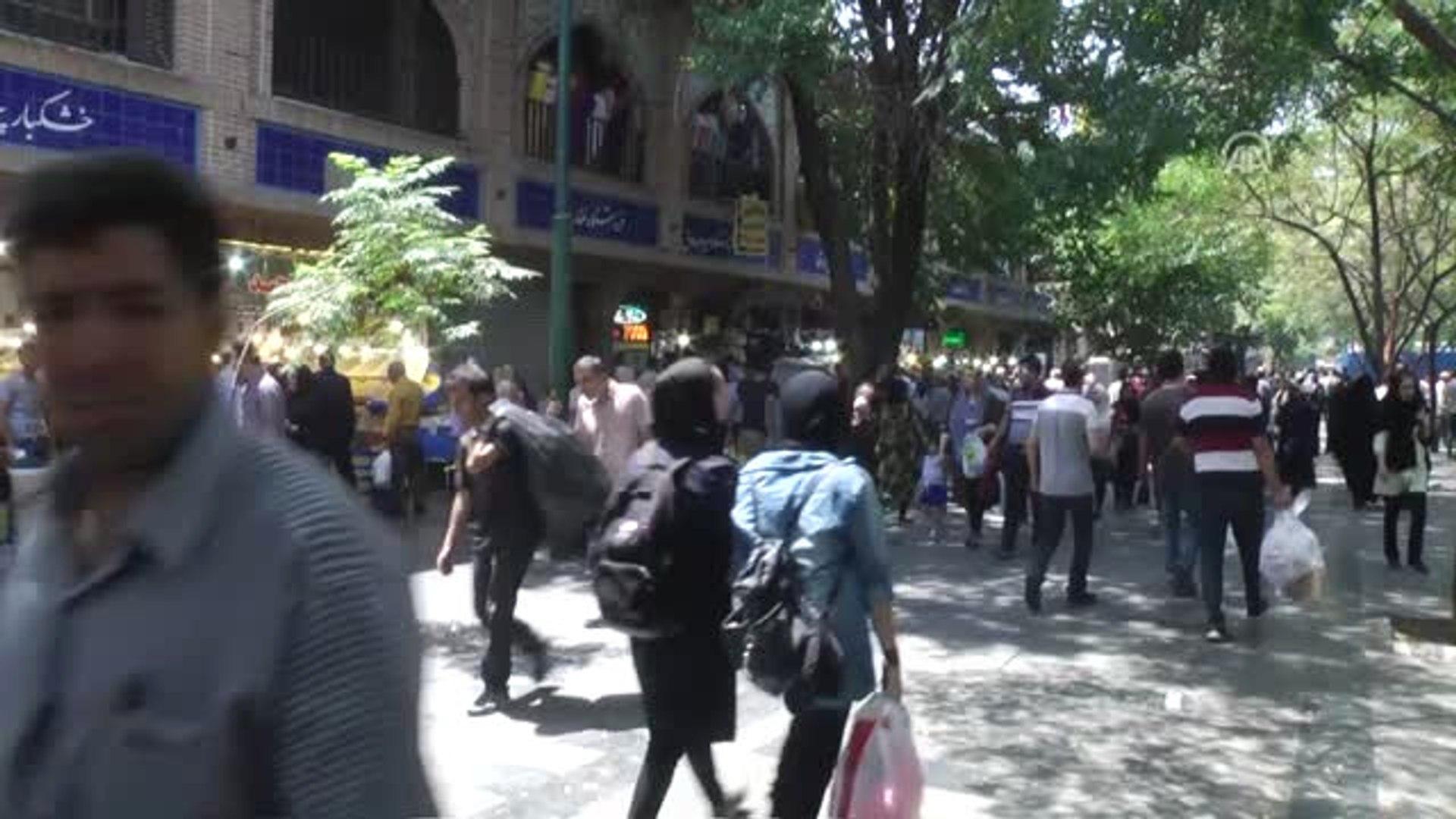 ABD'nin İran'a Yönelik İlk Yaptırım Paketi Devreye Giriyor