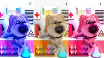 Have Fun with Colors Talking Ben Colours and Talking Panda, Fun Game & Videos