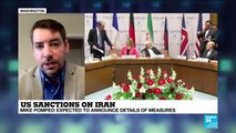 """US sanctions on Iran: US """"credibility has been compromised by pulling out"""""""