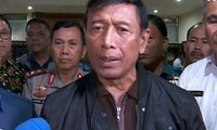 Menko Polhukam Bahas Penanganan untuk Korban Gempa Lombok