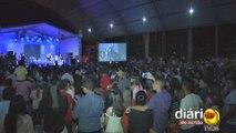 Igreja Evangélica conduz Arca da Aliança pelas ruas e comemora 30 anos com show de cantora nacional