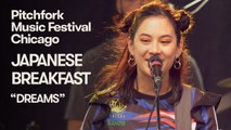"Japanese Breakfast Perform ""Dreams"" by The Cranberries 