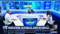 Décès de Joël Robuchon : retour sur la carrière du célèbre chef étoilé