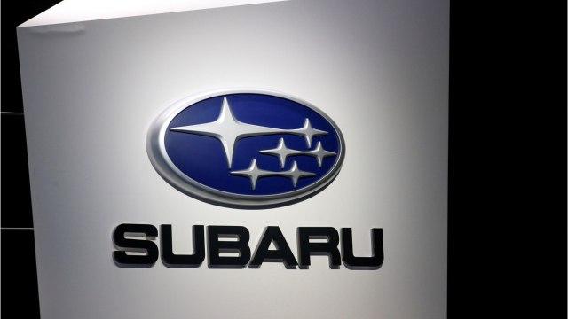Subaru Profit Down 52% Amid Looming Tariff Issues