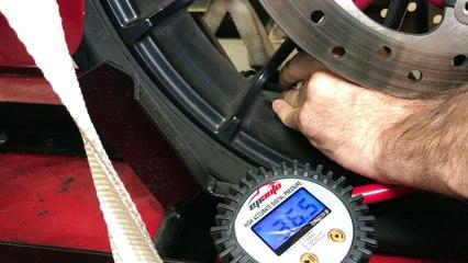 Correct Tire Pressure for 2018 Harley-Davidson Road Glide Special