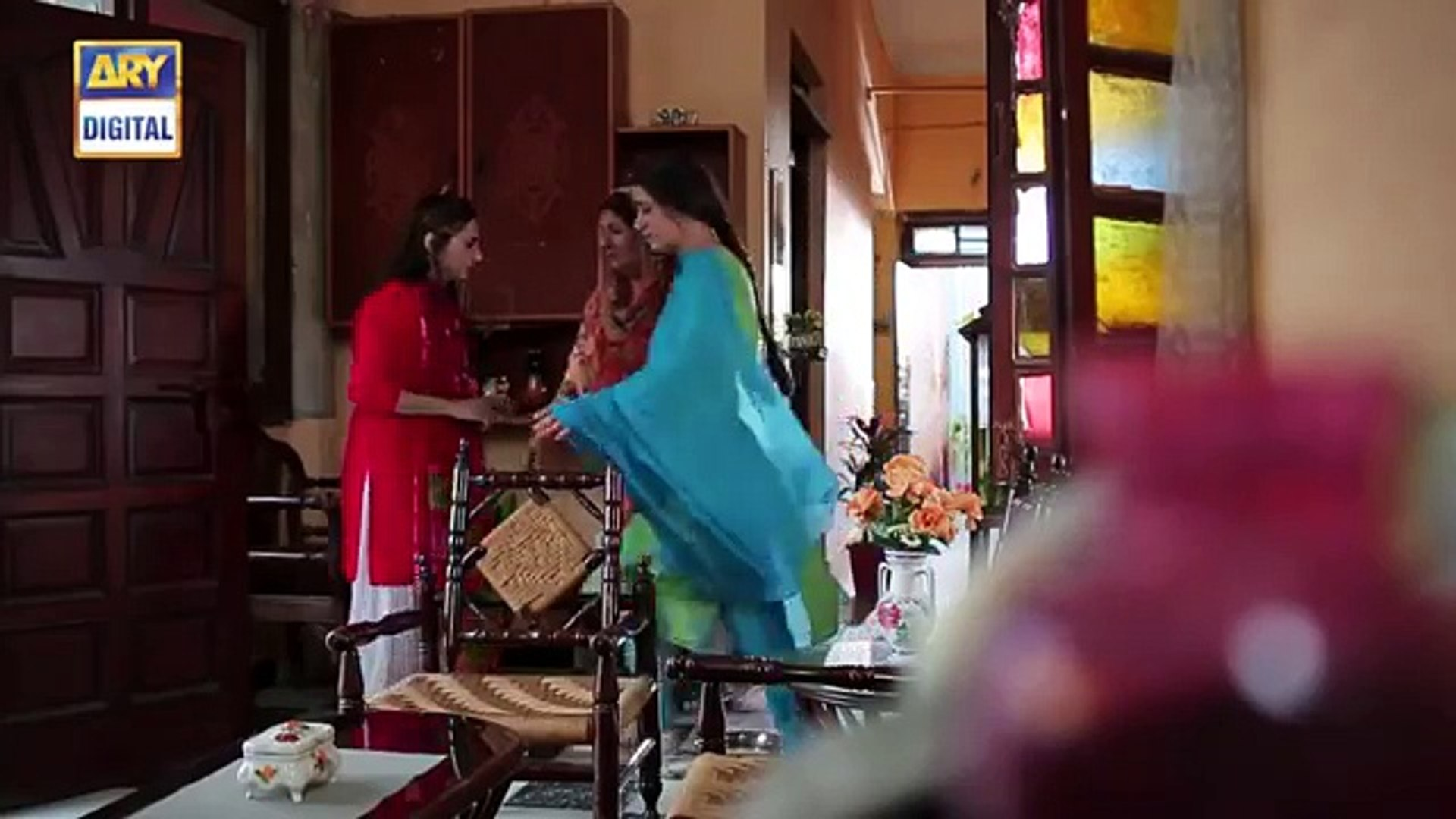Bechari Nadia Episode 17 - 6th August 2018 - ARY Digital Drama
