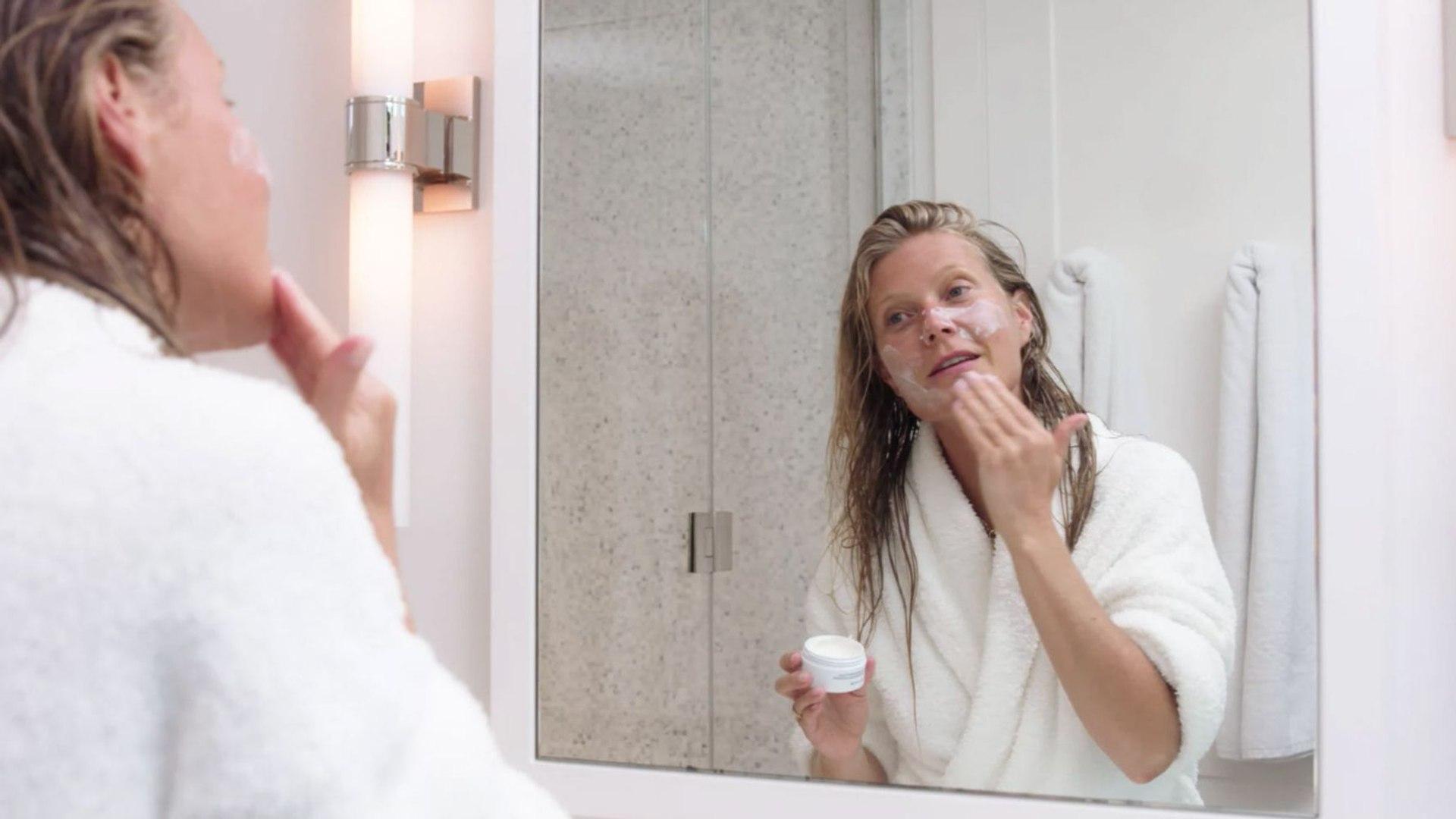 Gwyneth Paltrow's Detoxifying Skincare Routine