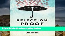 Any Format For Kindle  Rejection Proof: How I Beat Fear and Became Invincible, One Rejection at a