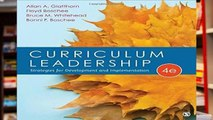 View Curriculum Leadership: Strategies for Development and Implementation Ebook Curriculum