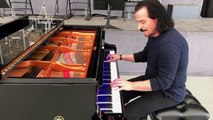 "Yanni... ""No Words Needed""""The Adventure Never Ends, Just like a Dream Never Ends! Stay tuned… Love You All""… Yanni"