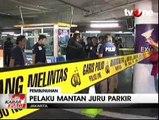 Polisi Gelar Rekonstruksi Pembunuhan Petugas Parkir Senayan City