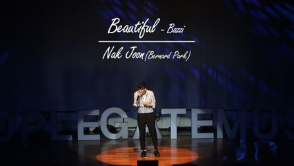 "[Somethin` Sweet] 이 세상 감미로움이 아닌 낙준(Bernard Park)의 ""Bazzi-Beautiful"" COVER STAGE!"