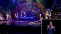 Eurodisney : comment organiser un spectacle musical accessible aux personnes sourdes ?