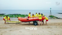 BBC One Network,NI,Scotland,Wales - Voluntter Lifeguards V2 ident - Tuesday 7th August 2018