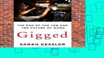 About For Books  Gigged: The End of the Job and the Future of Work (International Edition)