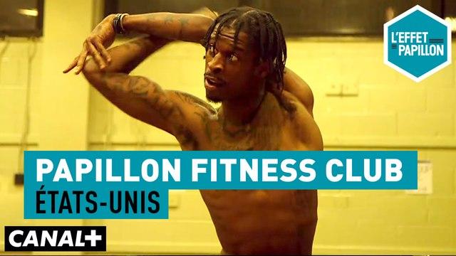 Le flex aux États-Unis - Papillon Fitness Club - L'Effet Papillon – CANAL+