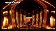 Robbie Williams Advertising Space live in Leeds