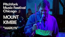 "Mount Kimbie Perform ""Marilyn"" 