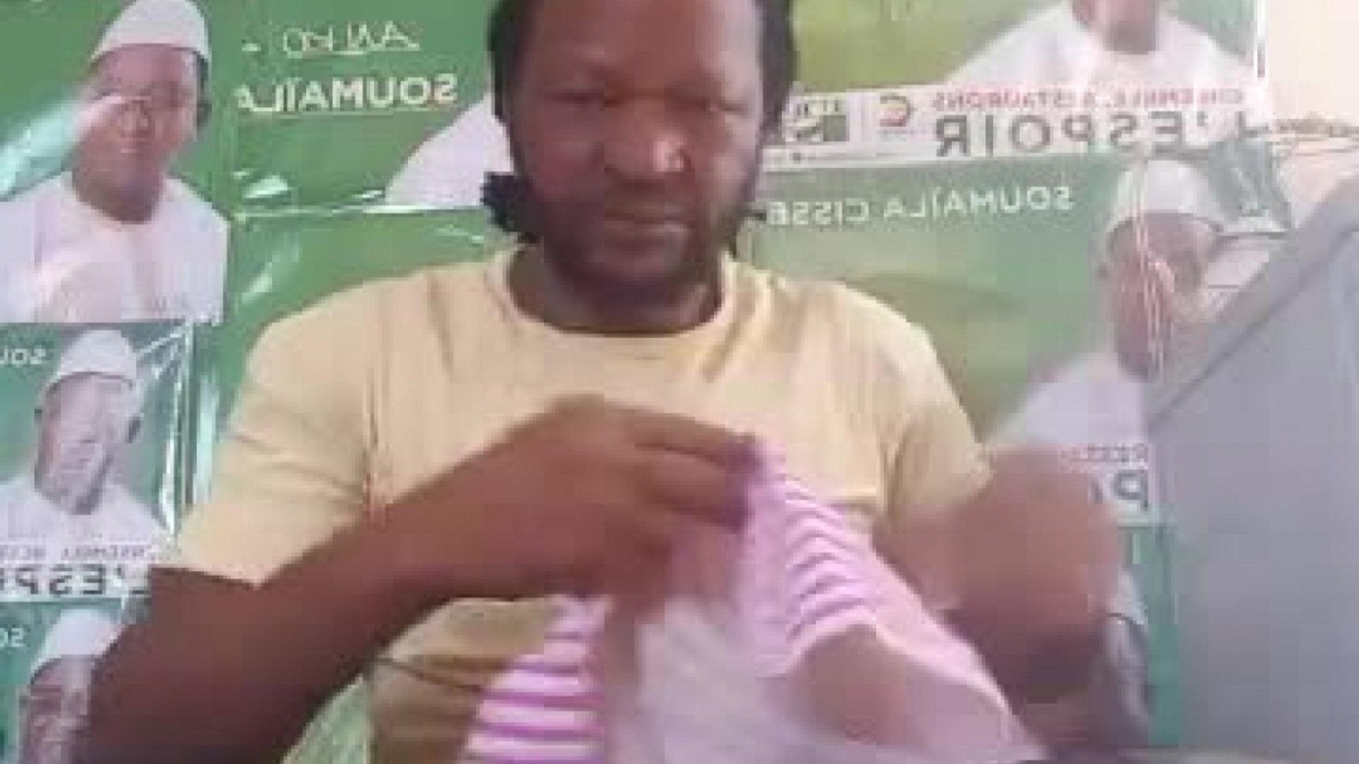 Dioballa sanogo - Sur les élections présidentielle 2018