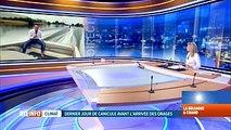 Canicule: les Bruxellois cherchent un peu de fraîcheur